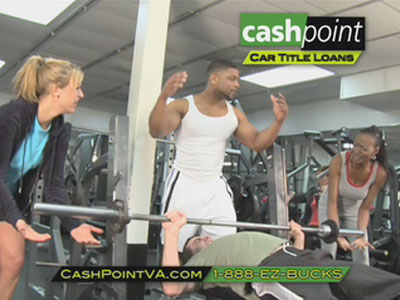 Cash Point - Gym