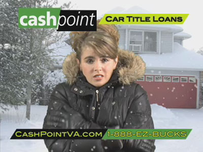 Cash Point - Snow